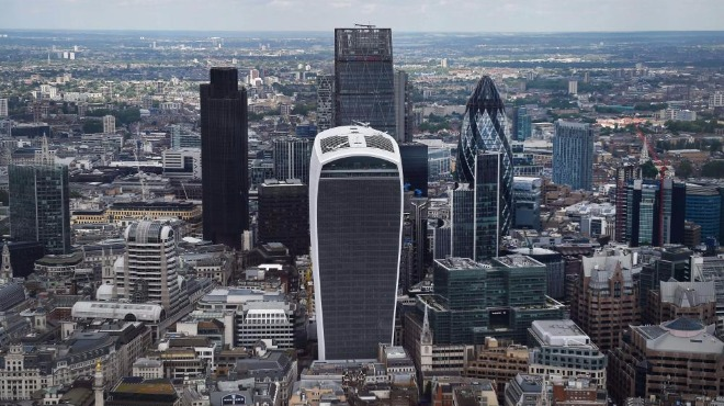 How London's skyline could dramatically change