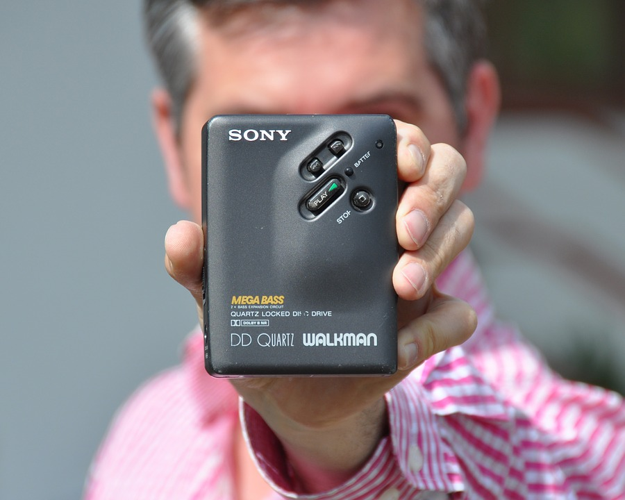 Как Sony Walkman създаде културата на слушалките